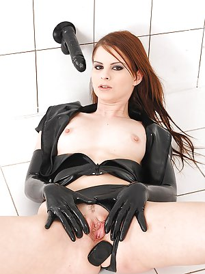 Huge Ass with Toys Pics