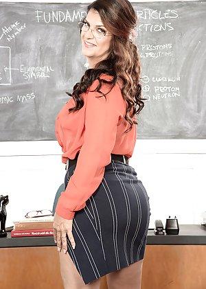 Teacher with Huge Ass Pics